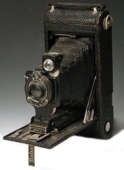 Kodak No.1A Autographic